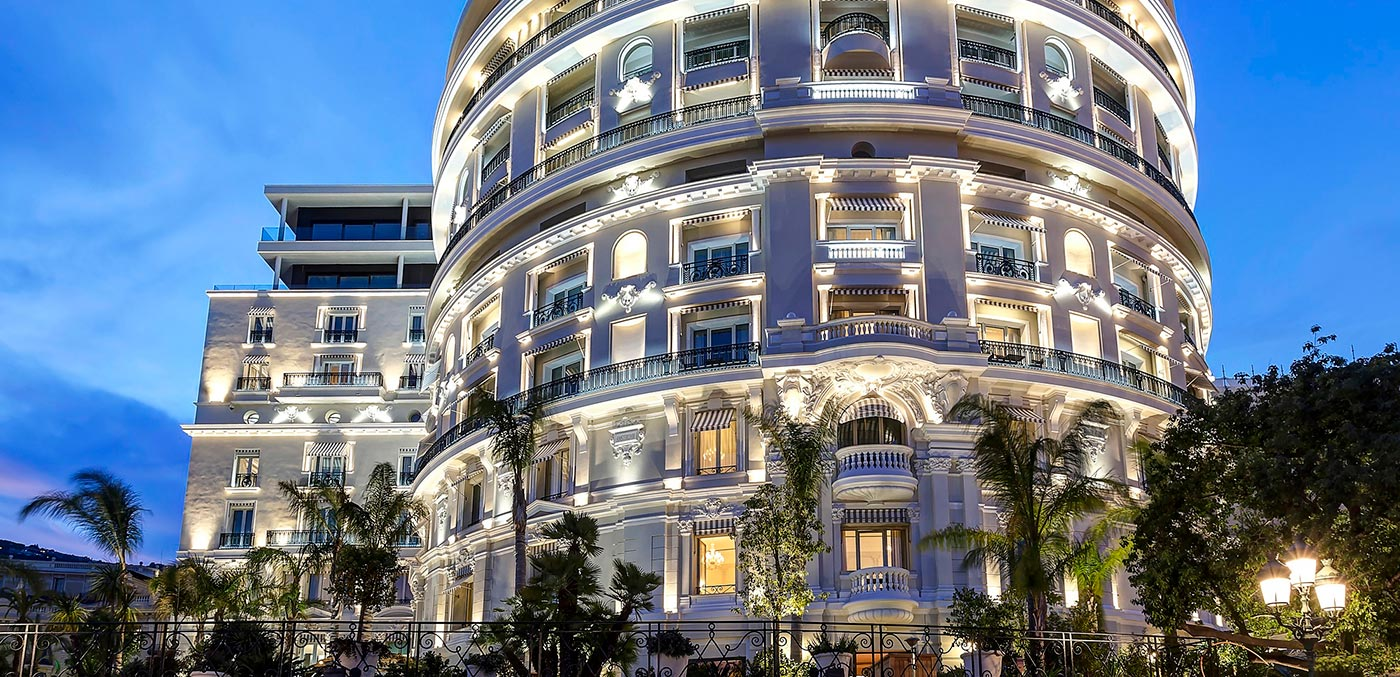 Hôtel de Paris Monte Carlo Exterior View