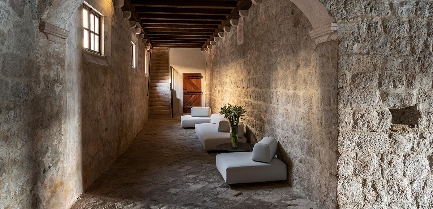 Hallways of LOPUD 1483