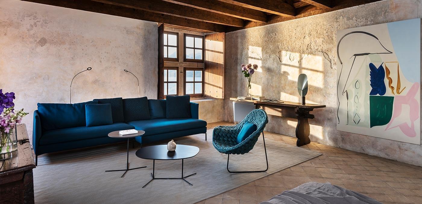 Lounge room at LOPUD 1483