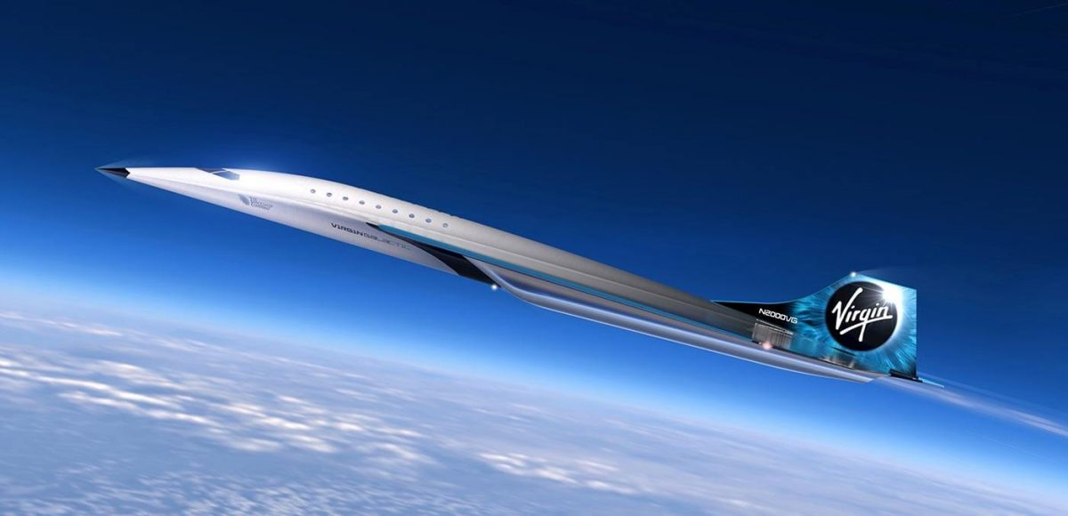 Mach 3, Virgin Galactic