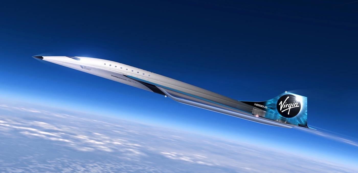 Mach 3, Virgin Galactic
