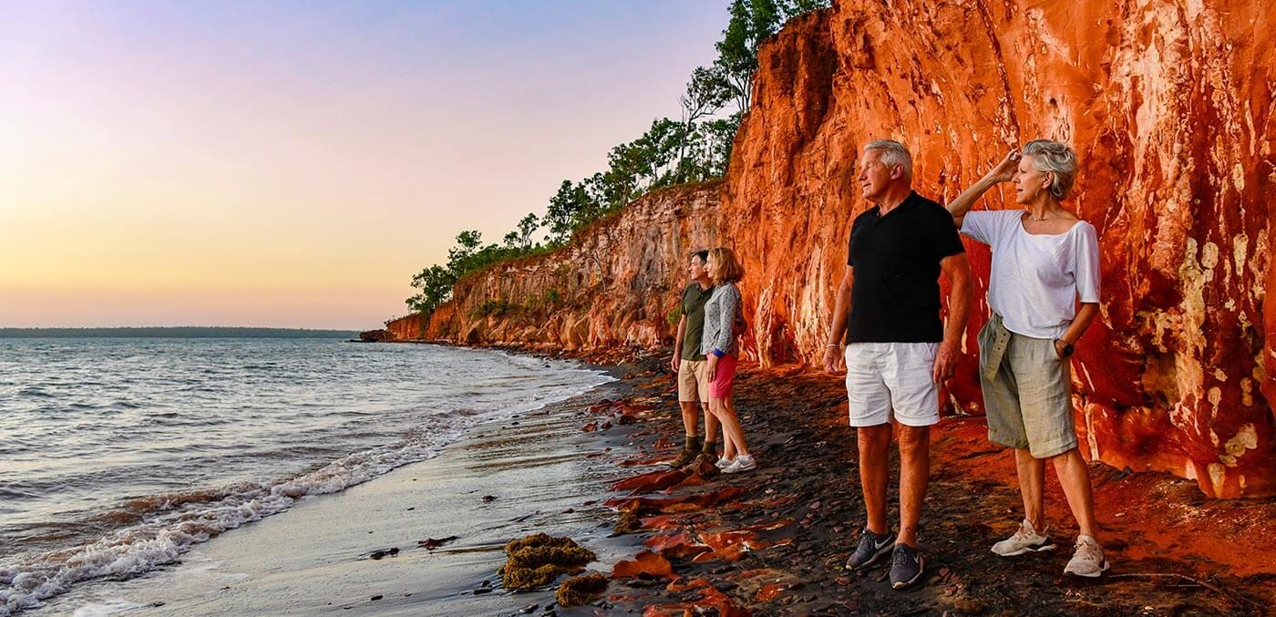 Rainbow Beach, Northern Territory