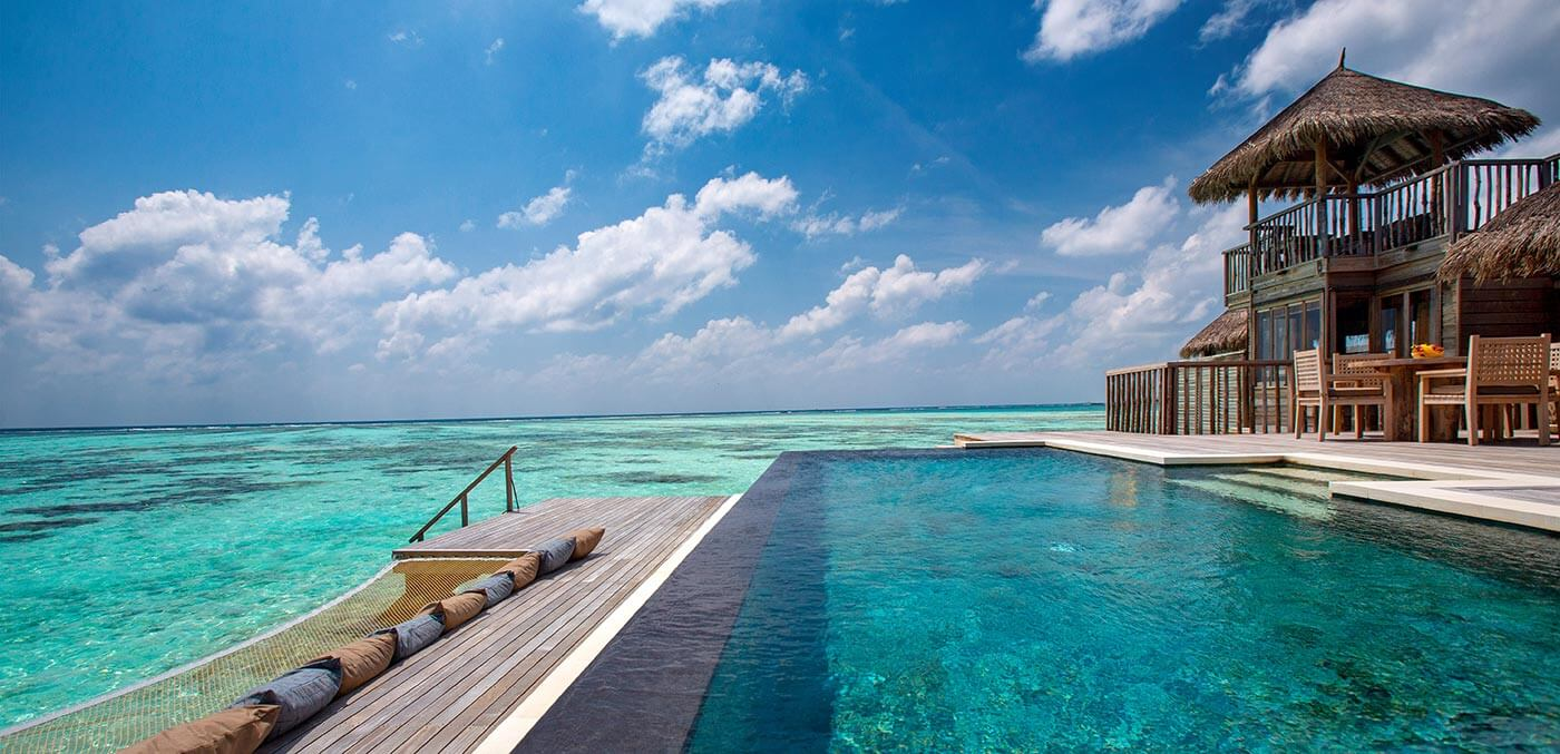 Residence with Pool at Gili Lankanfushi