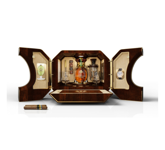 The Craft Irish Whiskey Co. x Faberge The Emerald Isle Collection