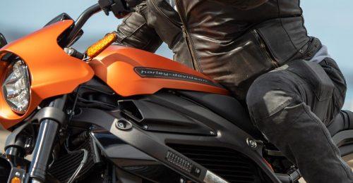 Harley-Davidson LiveWire motorcycle