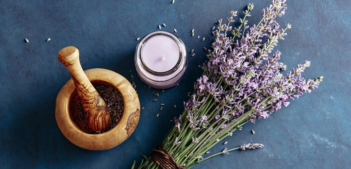 Making a signature scent for your home
