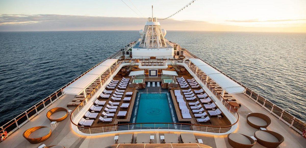 Regent Seven Seas Splendor deck