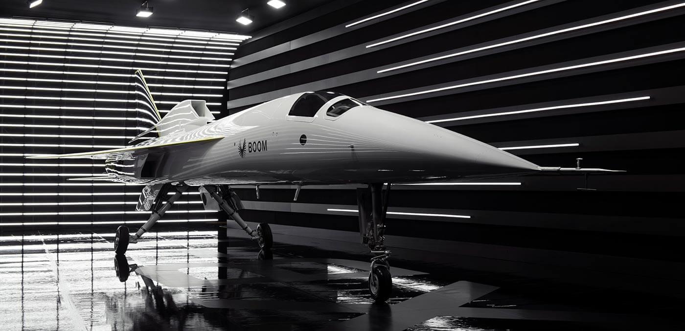 Boom Supersonic XB-1