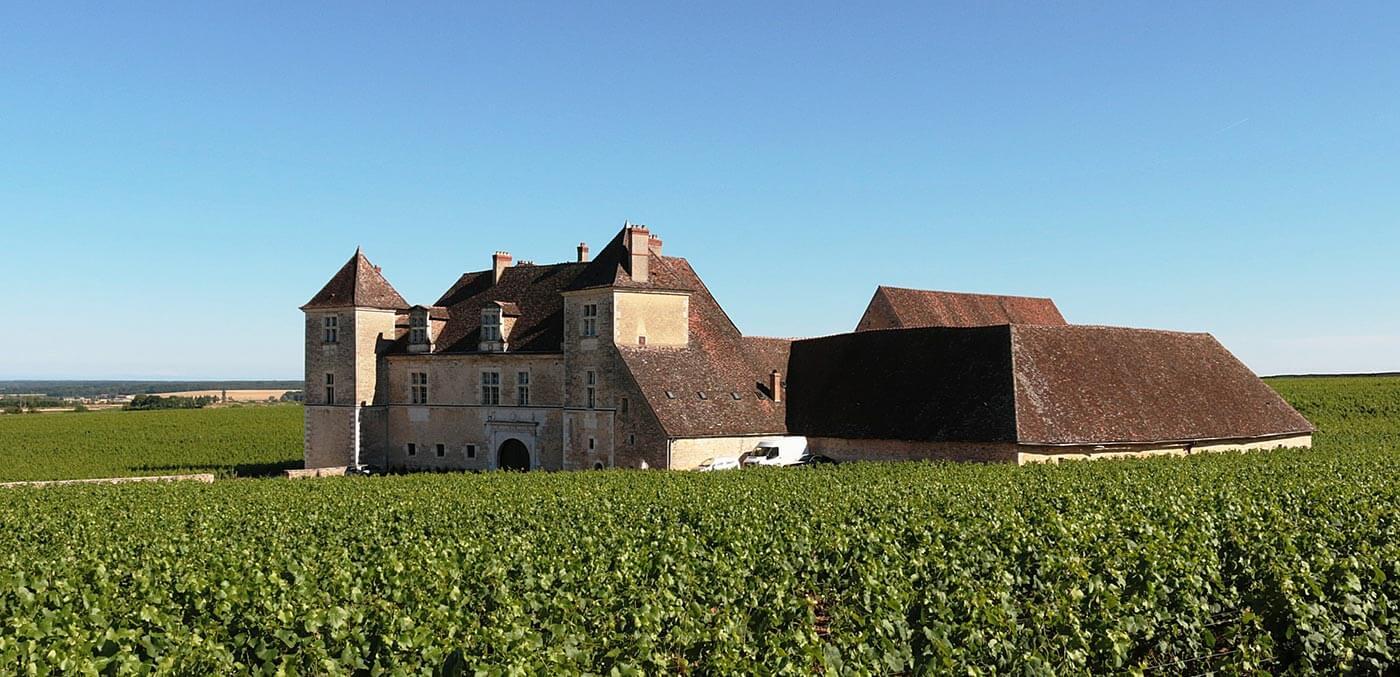 Burgundy Clos de Vougeot