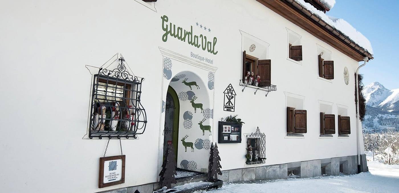 GuardaVal, Scuol
