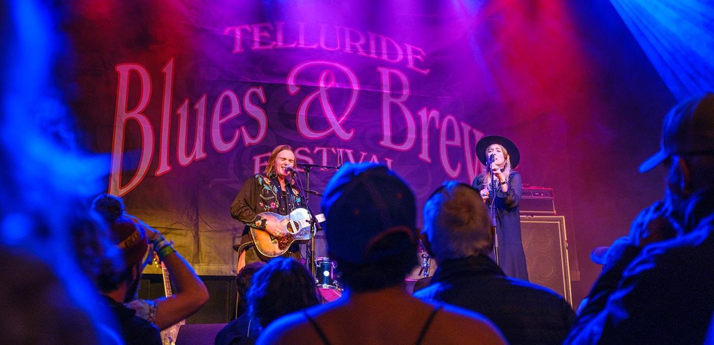 Live music in Telluride
