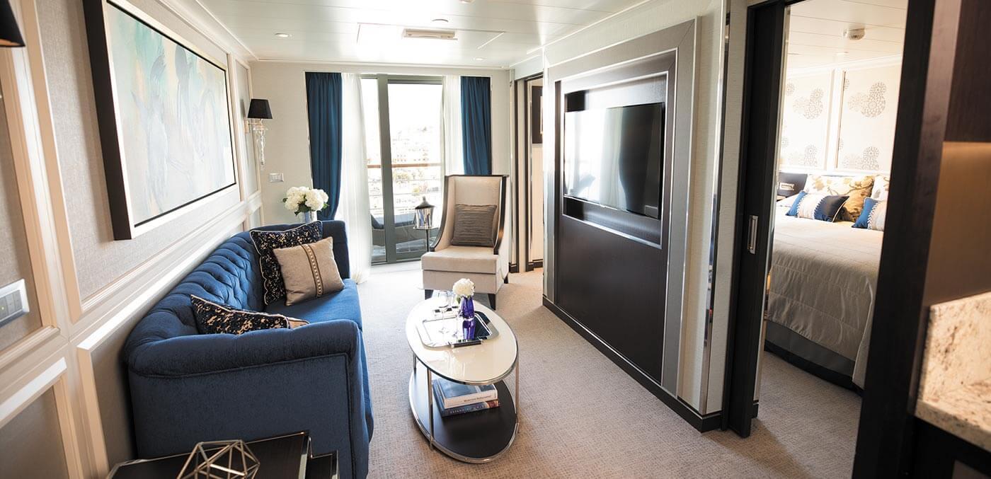 Penthouse Suite, Seven Seas Splendor