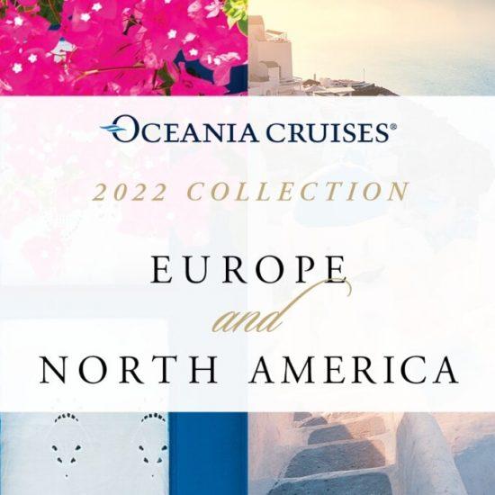 Oceania Cruises Europe and North America