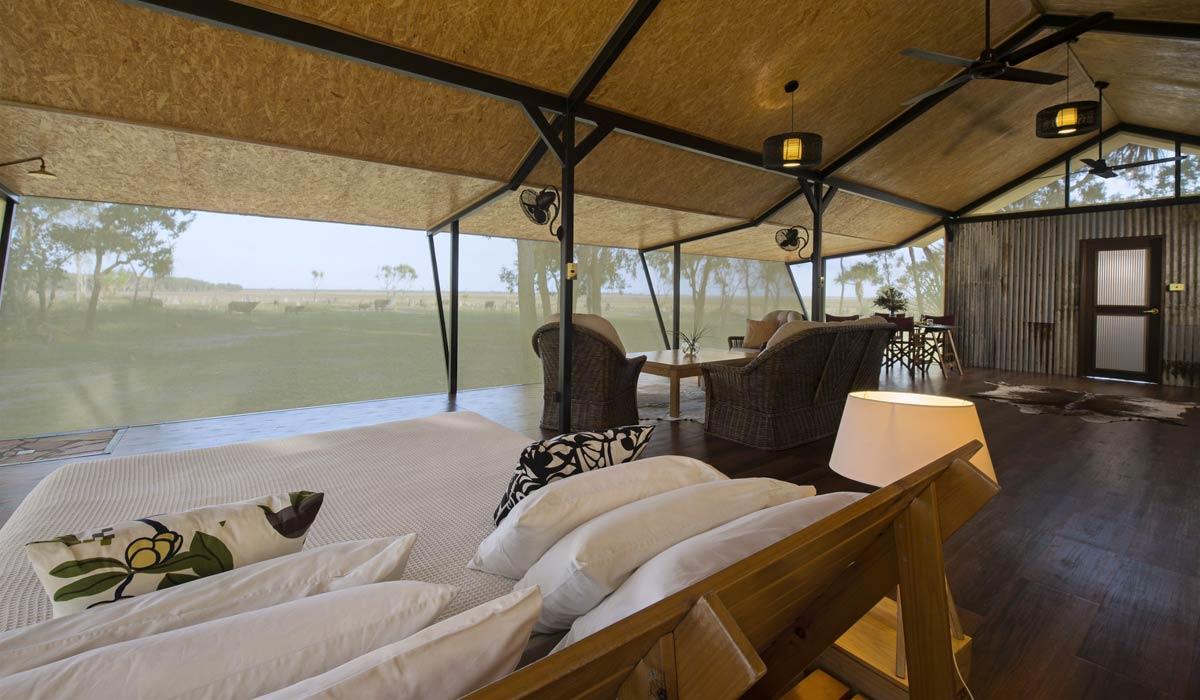 Bamurru Plains Kingfisher Suite