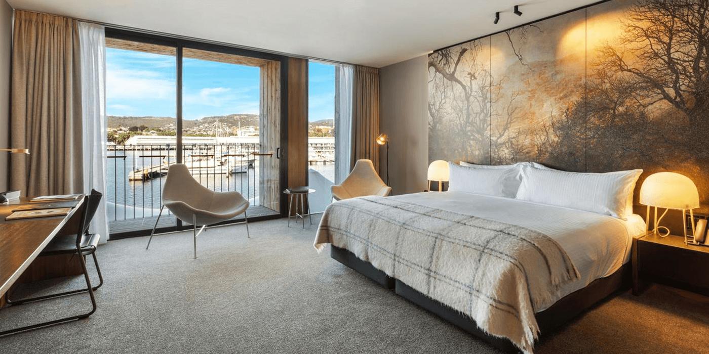 Macq 01 Hotel, Hobart
