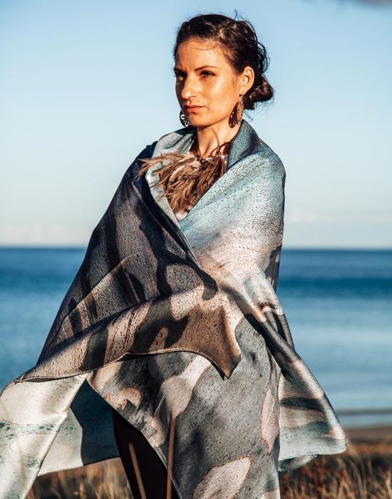 Ngali Indigenous fashion