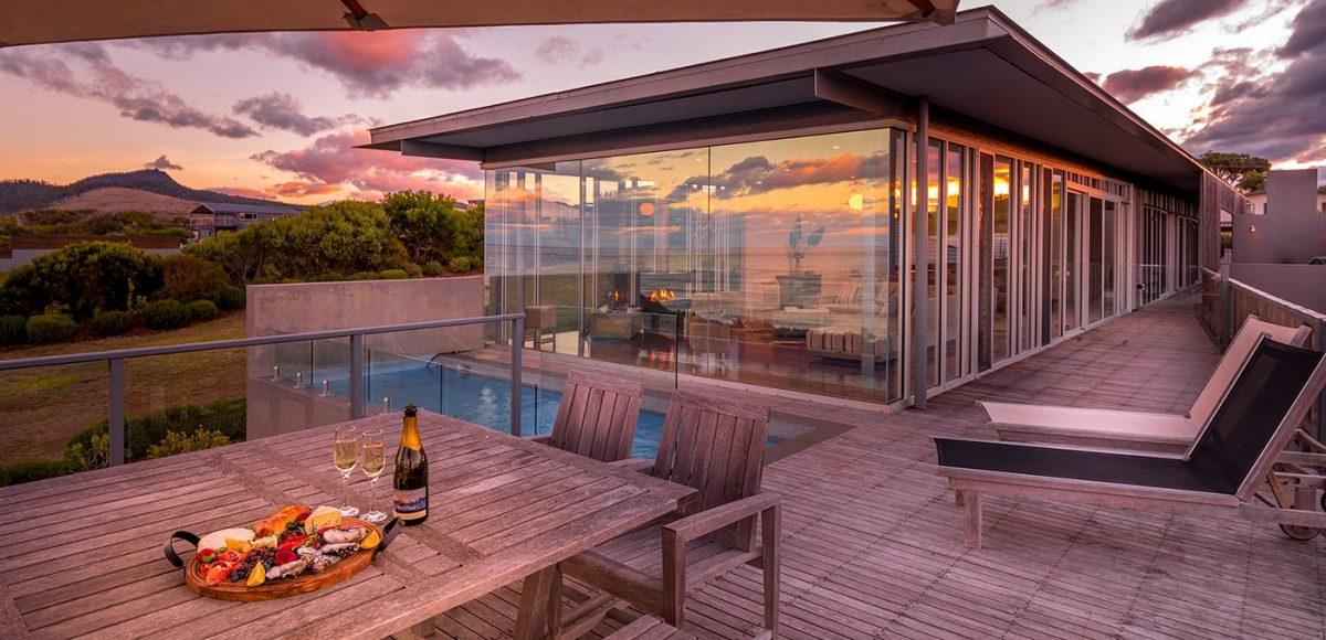 Sunset at The Ocean Retreat