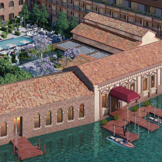 The Langham, Venice