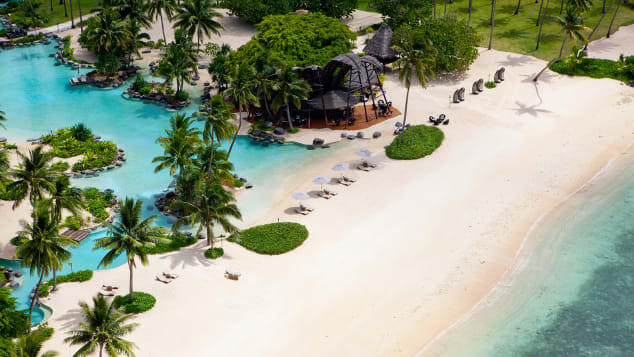Laucala Private Island Fiji luxury resort