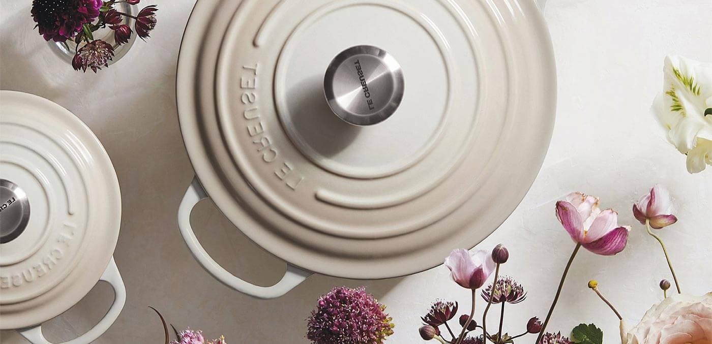 Cast Iron Oval Casserole by Le Creuset