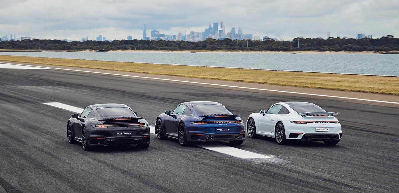 Test driving the new Porsche 911 Turbo S