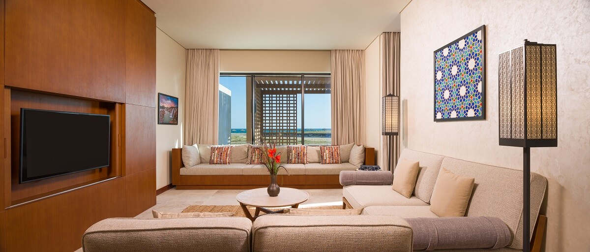Alila Huni Bay lounge room
