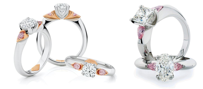 Musson Argyle Pink Diamonds