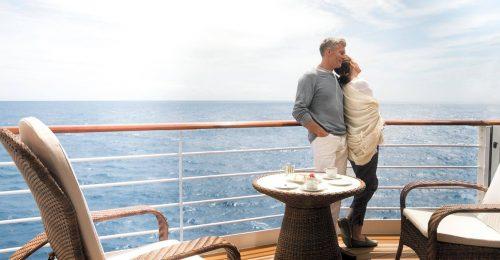 Concierge Suite onboard Seven Seas Explorer