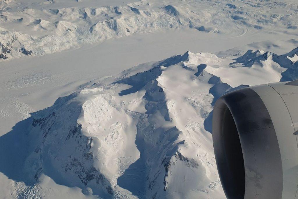 Qantas Antartica Flights