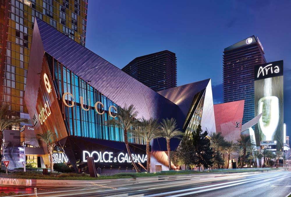 The Shops at Crystals, Las Vegas