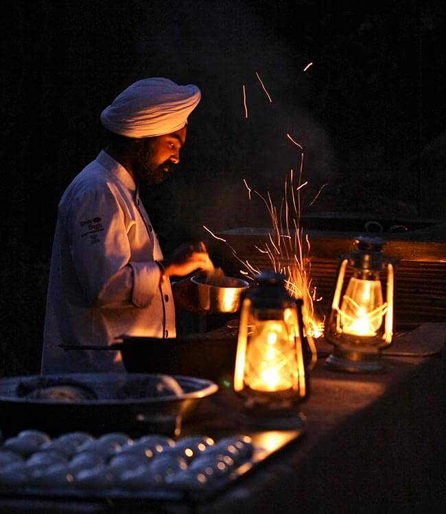 Chef at Sujan Sher Bagh