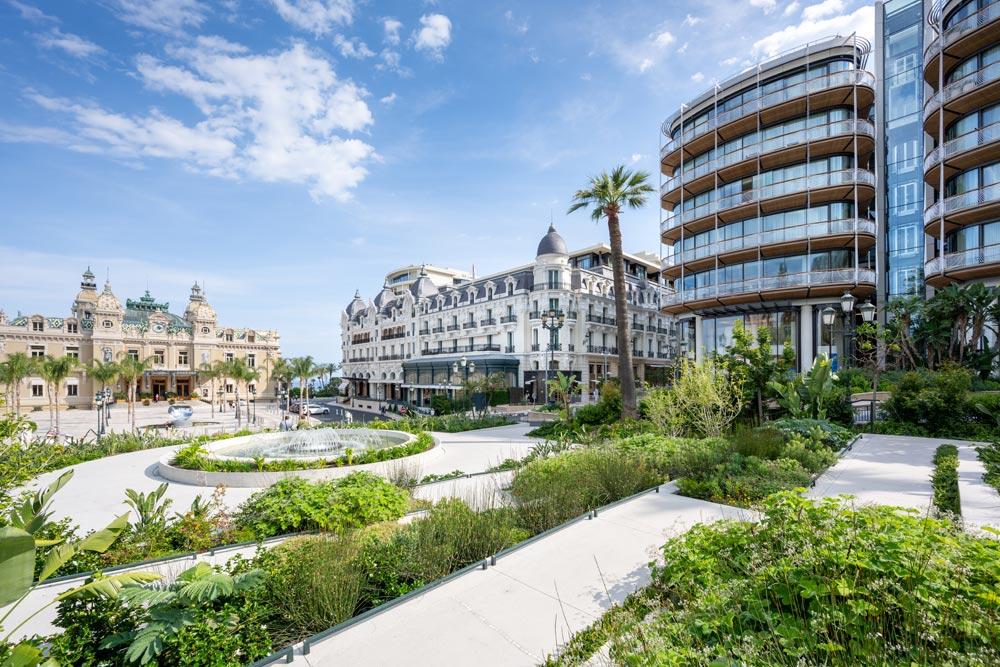 Place du Casino © Monte Carlo Société des Bains de Mer