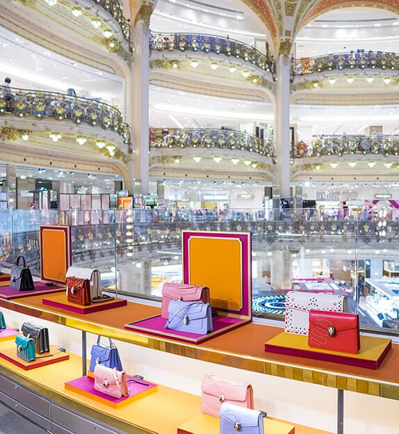 Galeries Lafayette personal shopping