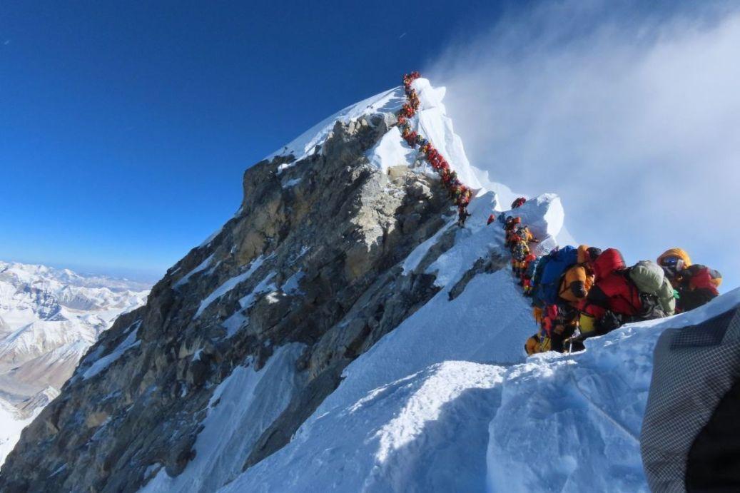 long line rescue