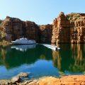 Ashore at the Kimberley