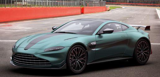 Aston Martin Vantage FT