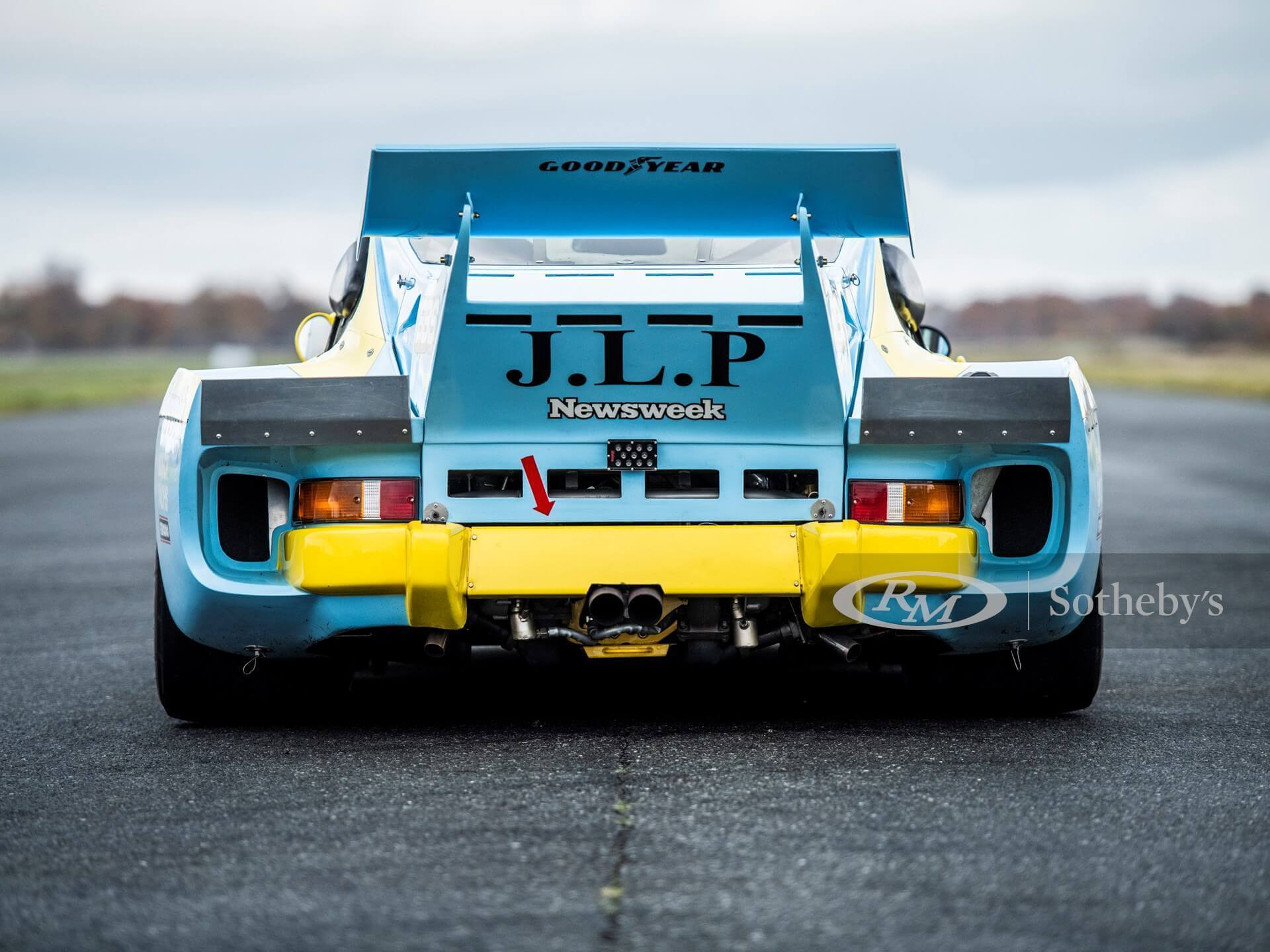 1980 Porsche 935 JLP-2