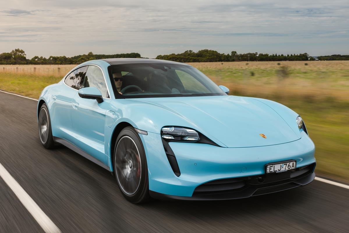 Australian Porsche drive experience