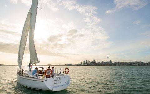 sailing NZ Auckland
