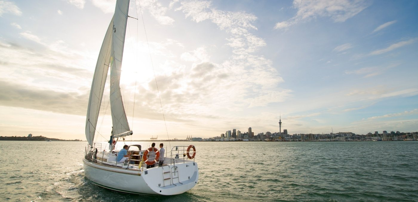 sailing NZ Auckland
