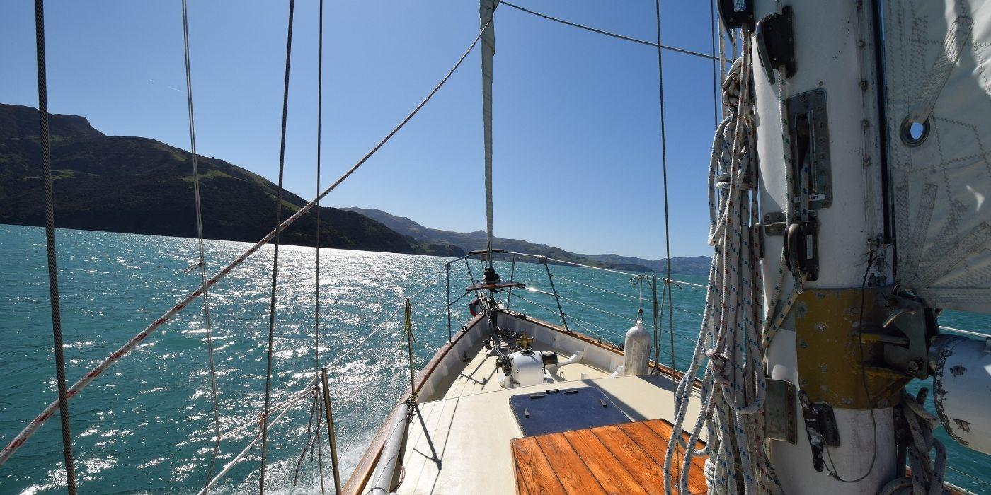 sailing New Zealand