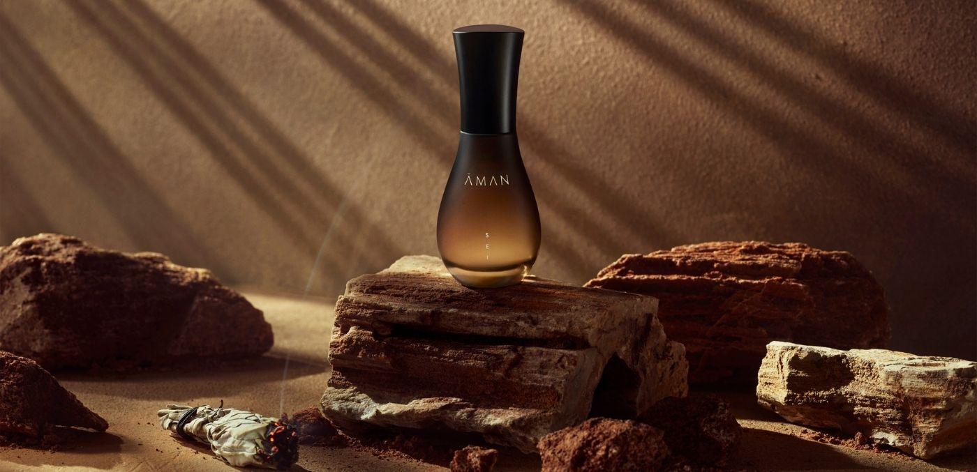 Aman sei perfume