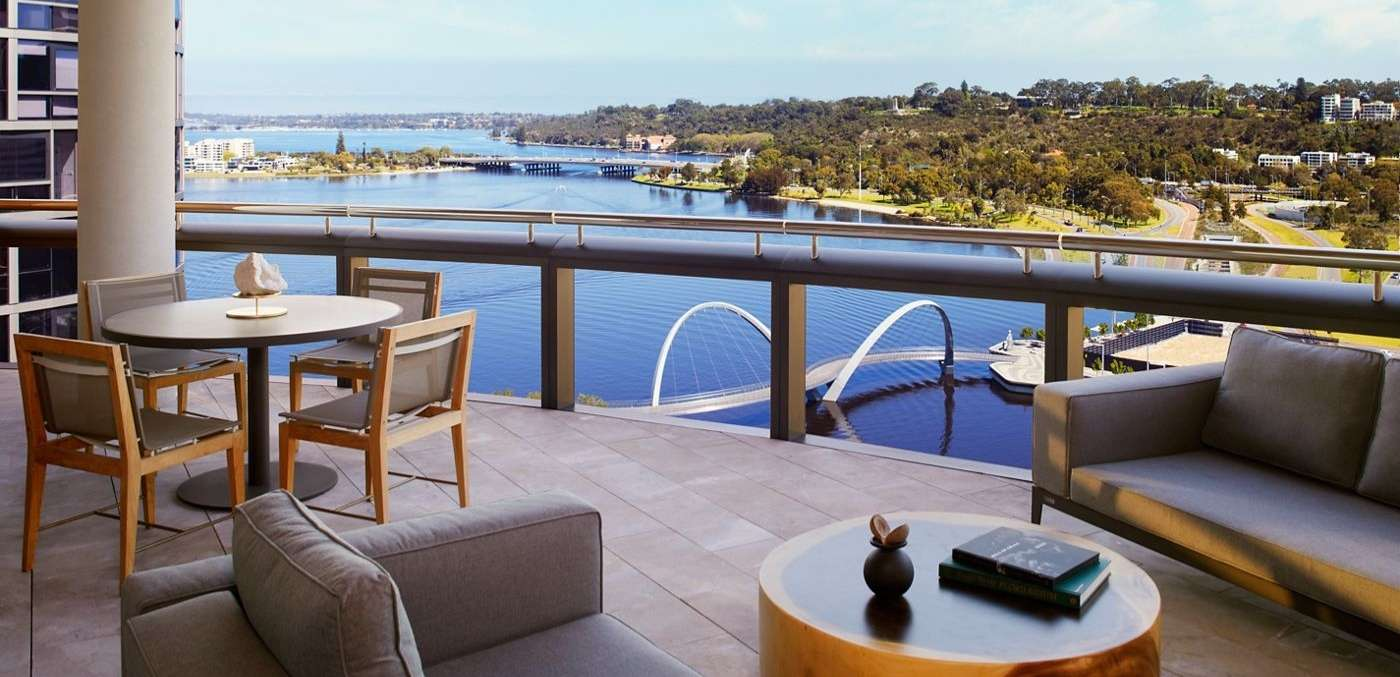 The Ritz-Carlton Suite Perth