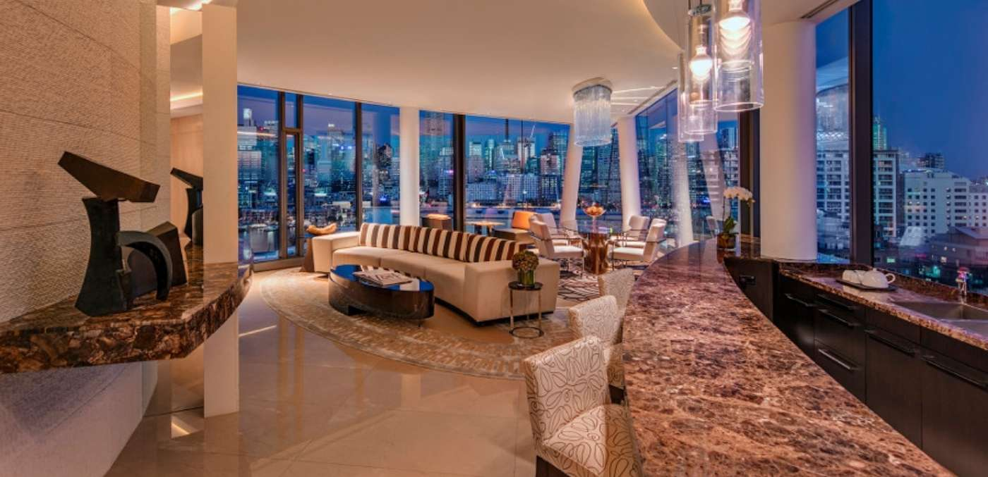 The Darling Penthouse Suite Deluxe Sydney
