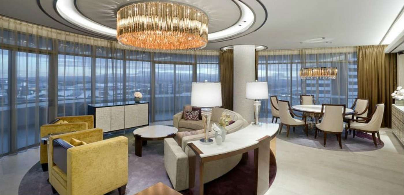 The Darling Penthouse Suite, The Star Gold Coast