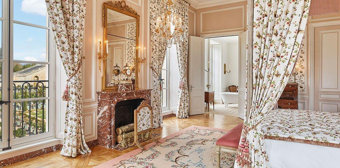 Grand Suite Necker Chambre