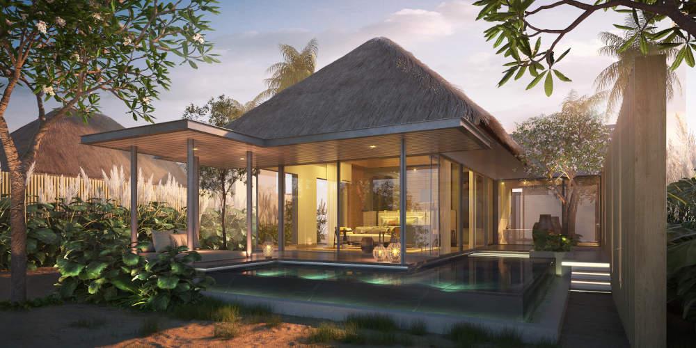 Hilton Maldives Amingiri - Speciality Restaurant & Champagne Bar_Arch