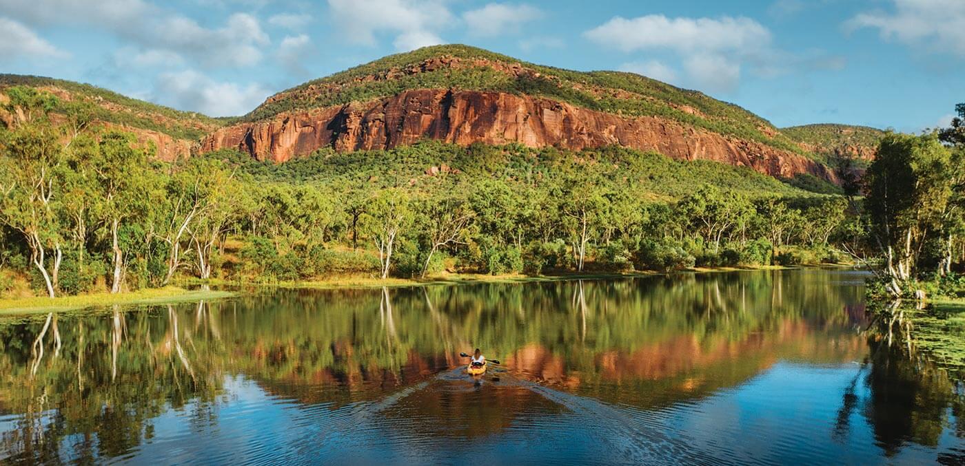 Mt Mulligan Lodge, North Queensland