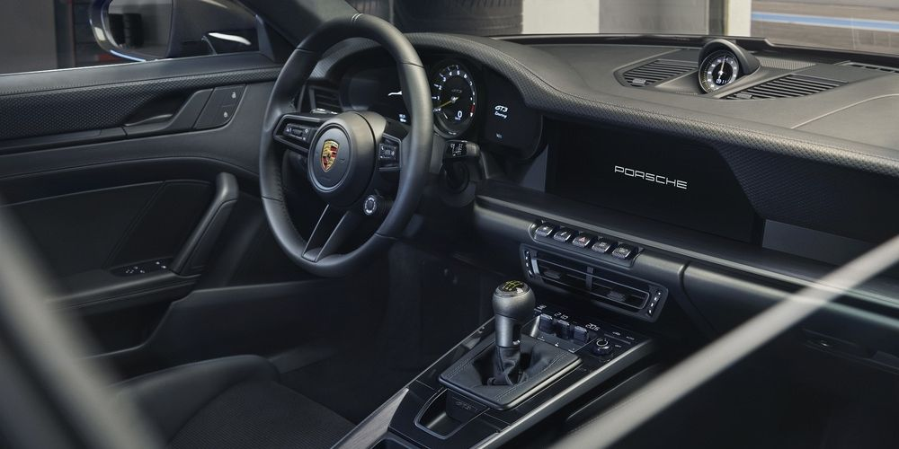 Porsche 911 GT3 with Touring Package