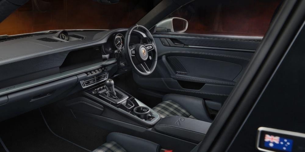 The Porsche 911 GT3 70 Years Porsche Australia Edition